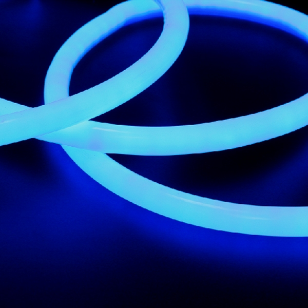 PCV360°发光圆形灯带